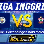 Prediksi Bola Manchester City vs Southampton 02 November 2019