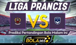Prediksi Bola Nice vs Bordeaux 09 November 2019