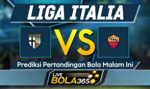 Prediksi Bola Parma vs AS Roma 11 November 2019
