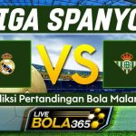 Prediksi Bola Real Madrid vs Betis 03 November 2019