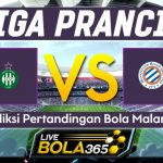Prediksi Bola Saint-Etienne vs Montpellier 24 November 2019