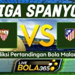 Prediksi Bola Sevilla vs Atletico Madrid 03 November 2019