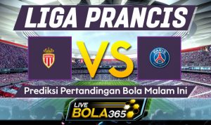 Prediksi Bola Monaco vs Paris Saint Germain 16 Januari 2020