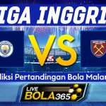 Prediksi Bola Manchester City vs West Ham United 20 Februari 2020