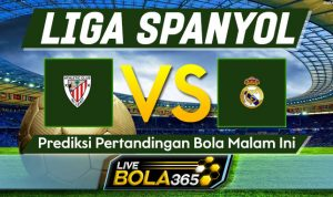 Prediksi Bola Athletic Bilbao vs Real Madrid 05 Juli 2020