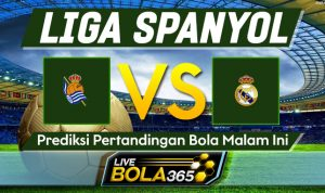 Prediksi Bola Real Sociedad vs Real Madrid 21 September 2020