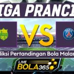 Prediksi Bola Nantes vs Paris Saint Germain 01 November 2020