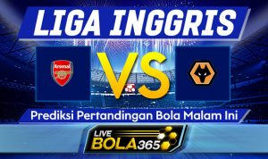 Prediksi Bola Arsenal vs Wolverhampton 30 November 2020