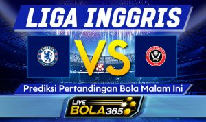 Prediksi Bola Chelsea vs Sheffield United 08 November 2020