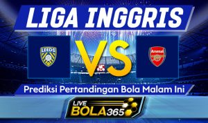 Prediksi Bola Leeds vs Arsenal 22 November 2020