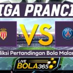 Prediksi Bola Monaco vs Paris Saint Germain 21 November 2020