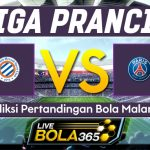 Prediksi Bola Montpellier vs Paris Saint Germain 06 Desember 2020