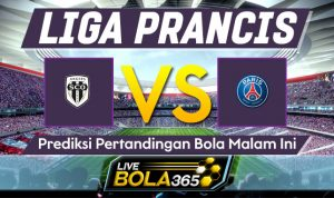 Prediksi Bola Angers vs Paris Saint Germain 17 Januari 2021