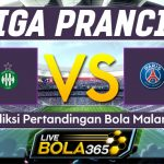 Prediksi Bola Saint Etienne vs Paris Saint Germain 07 Januari 2021