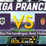Prediksi Bola Angers vs Monaco 25 April 2021