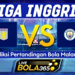 Prediksi Bola Aston Villa vs Manchester City 22 April 2021