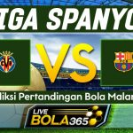 Prediksi Bola Villarreal vs Barcelona 25 April 2021