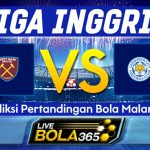 Prediksi Bola West Ham vs Leicester 11 April 2021